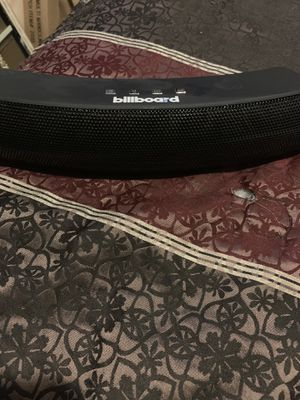 Like New Billboard Bluetooth Speaker for Sale in Virginia Beach, VA
