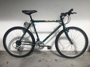 Vintage Ross Signature Mt. Hood Mountain Bike for Sale in Hollywood, FL