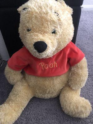 Winnie the Pooh stuffed bear for Sale in Las Vegas, NV
