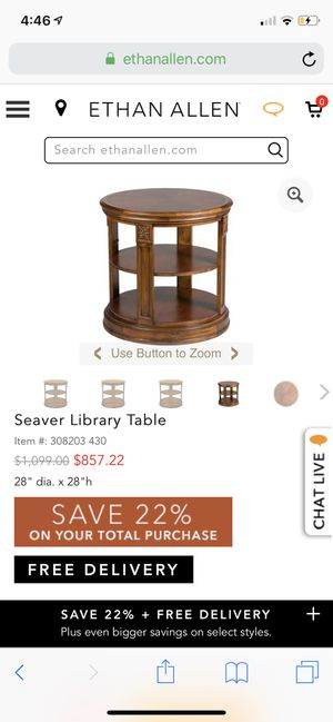 Ethan Allen Table for Sale in Seattle, WA