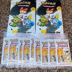 Pokémon 25th Anniversary Bundle  for Sale in Woodland, CA