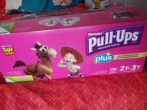 Diapers pull ups for Sale in Lincoln Acres, CA