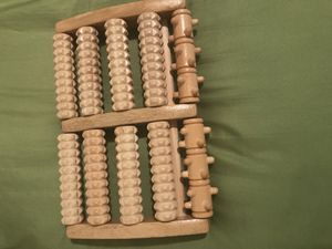 Wooden foot massager. Nwob fast p/u Apache Junction for Sale in Fort McDowell, AZ