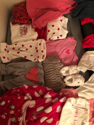 Baby Girl Clothes Bundle 0-3 Months for Sale in Gallatin, TN