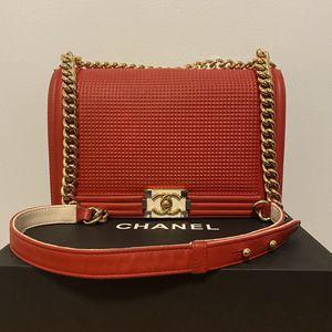 Chanel medium boy bag *Authentic* for Sale in Portland, OR