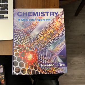 Chemisty Textbook Tro 4th Edition for Sale in Fresno, CA