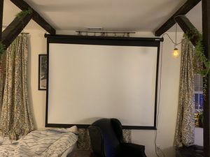 7'x5' movie screen for Sale in Washington, DC