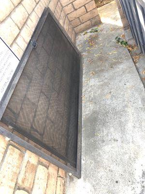 Sliding glass screen door for Sale in Oceanside, CA