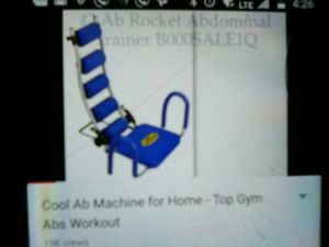 Used, Ab rocker for Sale for sale  Bronx, NY