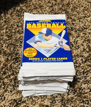 Score 1992 Series I baseball cards for Sale in Sun City, AZ