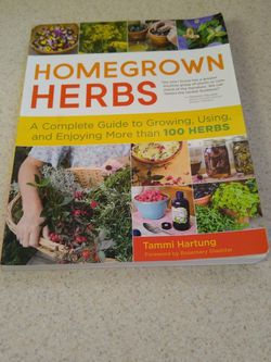 Homegrown Herbs Book for Sale in Feasterville-Trevose,  PA