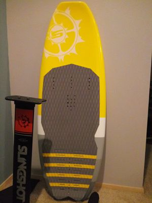 Slingshot surfboard and Foil package for Sale in Seattle, WA