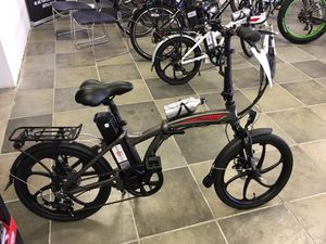 New Electric Folding Bicycle for Sale in BELLEAIR BLF, FL