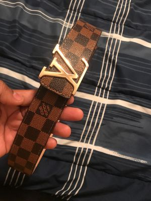 Louis Vuitton belt Size:32 for Sale in Orlando, FL