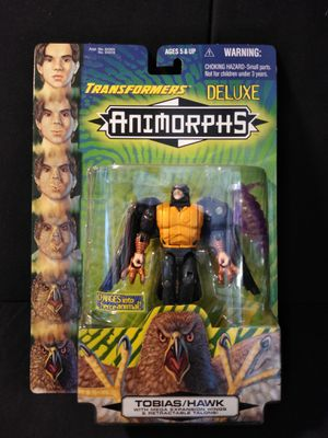 Transformers Deluxe Animorphs HAWK for Sale in Sun City, AZ