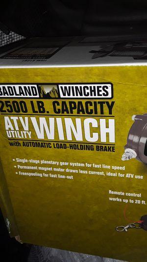 2500 ATV winch for Sale in Long Beach, CA