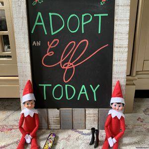 Christmas Elf Doll for Sale in Santa Fe Springs, CA