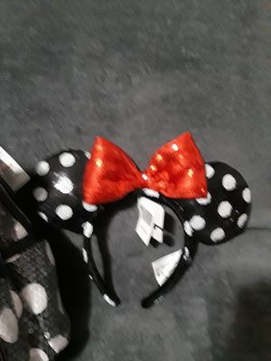 Disney polka dot ears for Sale in Pomona, CA