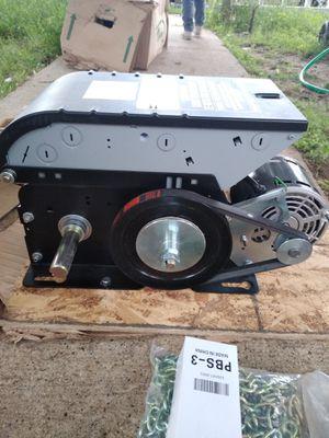 Manaras ópera jackshaft door operator for garage door for Sale in Dallas, TX