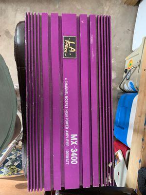 Amplifier for Sale in Lutz, FL
