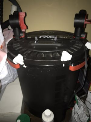 Fx6 fluval filter for aquarium for Sale in Norco, CA