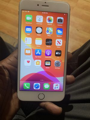 iPhone 6s Plus unlocked any carrier 32gb for Sale in Baltimore, MD