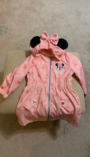 Minnie Mouse light jacket for Sale in Las Vegas, NV