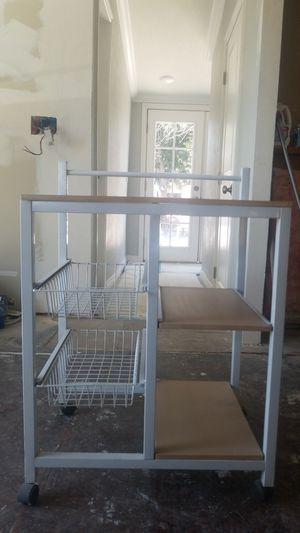 Cute kitchen cart for Sale in Rialto, CA