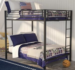 Full size bunk bed frame for Sale in ROXBURY CROSSING, MA