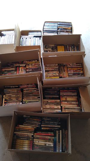 CDs new and used wide range of variety no p***! Roughly 375 CDs $50 takes them all for Sale in Stanwood, WA