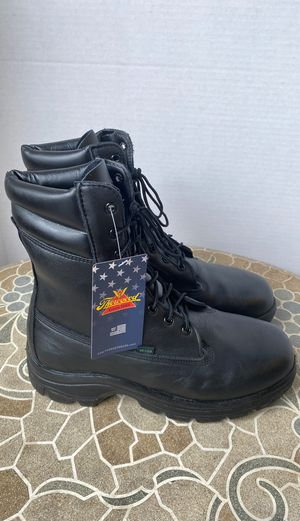 THOROGOOD BOOTS SOFT TOE WATERPROOF SIZE 9 MEN'S for Sale in Montebello, CA