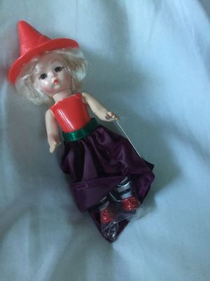 Madame Alexander small doll witch outfit good for for Sale in Pinecrest, FL