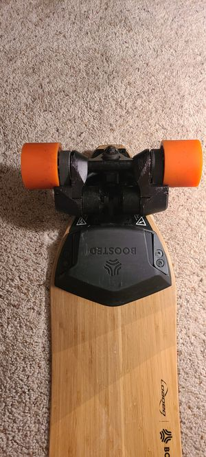 """""""BOOSTED BOARD"""",ELECTRIC REMOTE LONGBOARD,LISTS FOT$1,300$ MY PRICE$500$ for Sale in Bradenton, FL"""