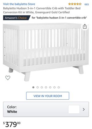 Babyletto Hudson Crib for Sale in Blacklick, OH