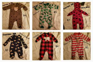 Baby Clothes NB- 3mon for Sale in Amelia, OH