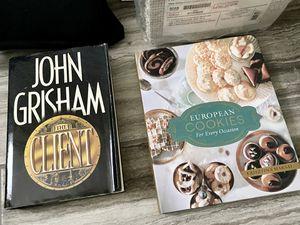 Free books - cookie baking recipe book for Sale in San Jose, CA