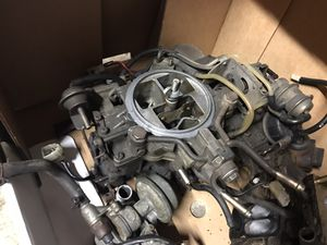 1985 Mazda rx7 parts, 4 barrel carburetor heat shield. for Sale in Downers Grove, IL