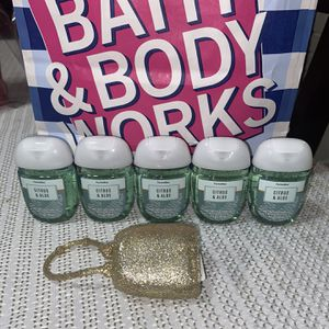 "Citrus & Aloe"" set Bath & body works for Sale in El Monte, CA"