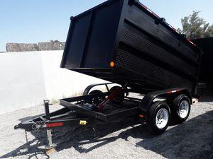 Dump trailer traila for Sale in Pasadena, CA