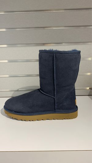 UGG classic short 2 navy for Sale in Swampscott, MA
