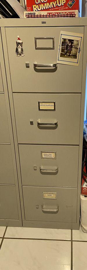 File Cabinet (4-Drawer) for Sale in Miami, FL