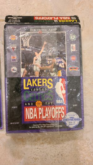 Sega Genesis - Lakers vs Celtics for Sale in Chandler, AZ