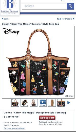 Brand New Disney Tote Bag for Sale in Pomona, CA