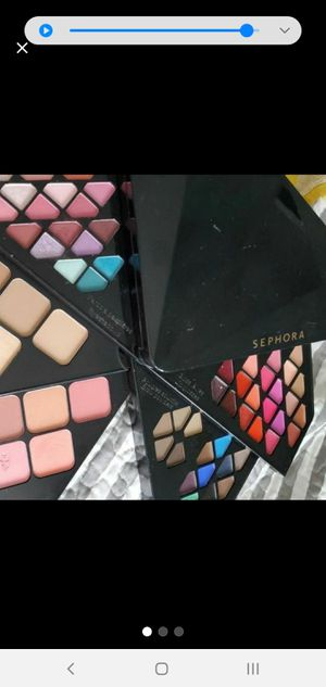 Into the stars sephora eyeshadow blush lipstick palette for Sale in Upland, CA