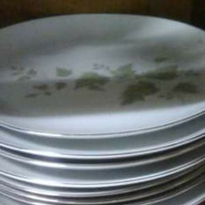 Bristol Fone China 18 Kt Gold Trim 44 Plus Pieces Plates Cups Etc $50 for Sale in Knoxville, TN