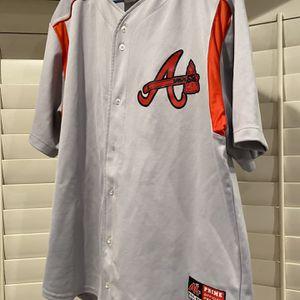 Atlanta Braves Baseball Jersey for Sale in Fullerton, CA