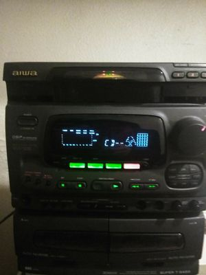 Aiwa stereo receiver for Sale in Tracy, CA