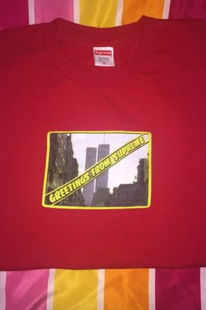 Supreme Greetings Shirt for Sale in Manassas, VA