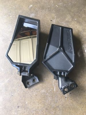 Polaris razor mirrors for Sale in West Covina, CA