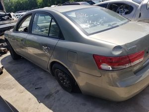 2007 Hyundai Sonata 2.4L - Parting Out for Sale in Fort Worth, TX
